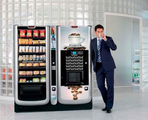 Вендинговые аппараты - актуальная бизнес идея 2014