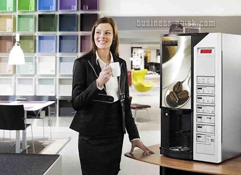 Кофемашина - вендинговые аппараты