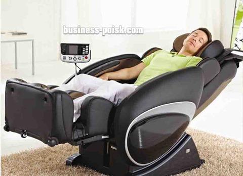 Массажные кресла - вендинговые автоматы