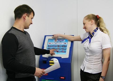 Платежный терминал - вендинговые автоматы