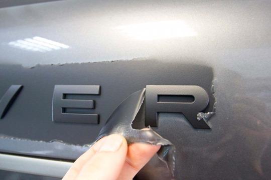 Защита автомобиля от царапин