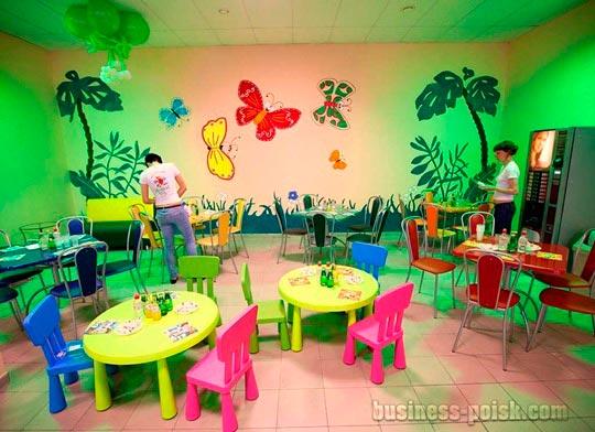 Детское кафе своими руками
