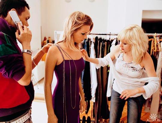 Стилист по подбору одежды: помощь в выыборе