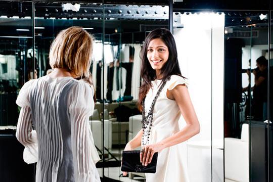 Стилист по подбору одежды: консультант