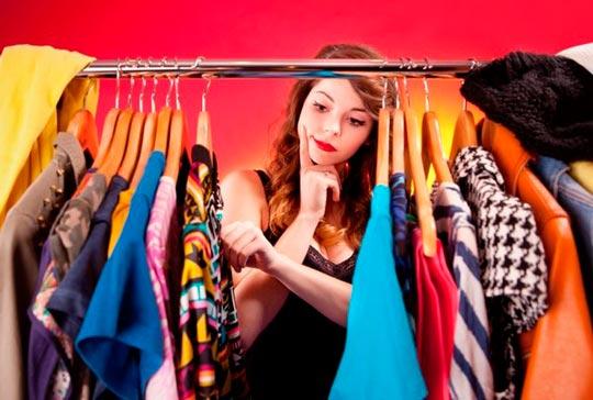 Стилист по подбору одежду: выбор гардероба