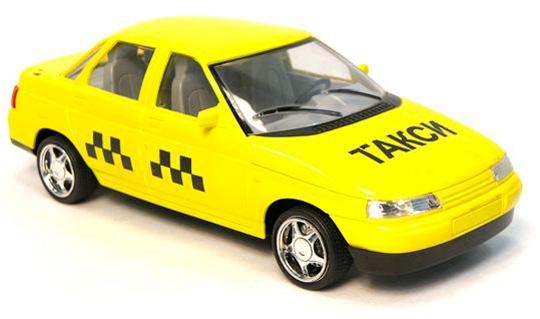Как открыть службу такси: оборудованная под такси машина