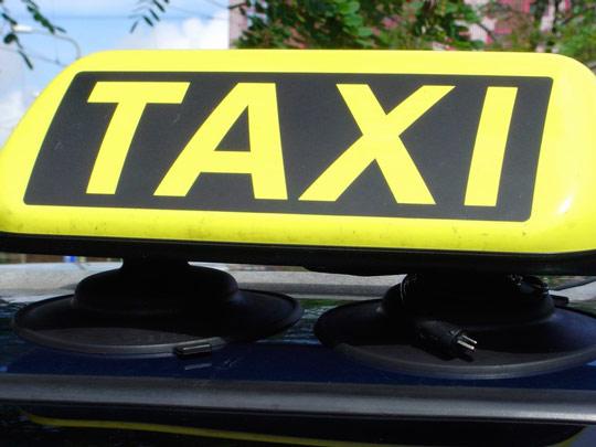Как открыть службу такси: опознавательные знаки для такси