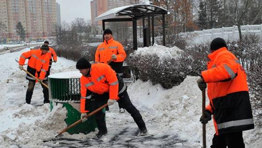 Зимние бизнес-идеи: уборка снега