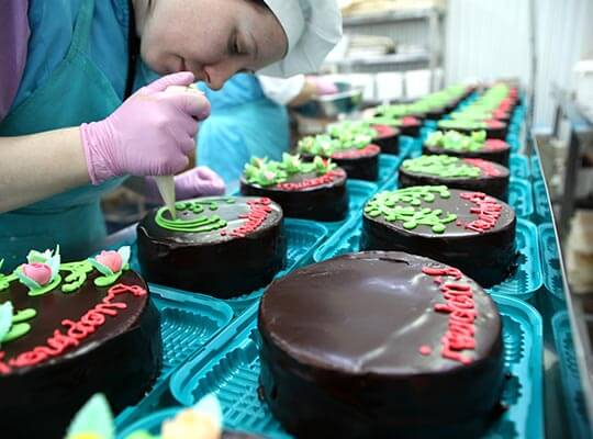 Бизнес-планы пищевого производства