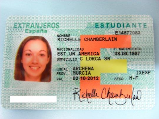 Бизнес в Испании для русских: NIE - идентификационный номер иностранца