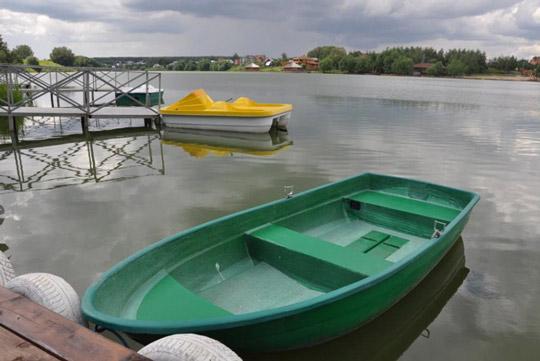 аренда лодок в ижевске