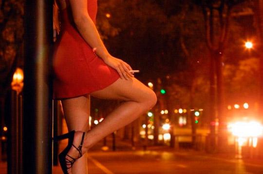Нелегальный бизнес: занятие проституцией