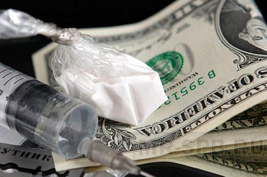 Нелегальный бизнес: торговля наркотиками