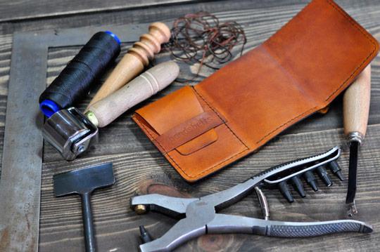 1bd6cea8c296 Изделия из кожи ручной работы: пошив на заказ