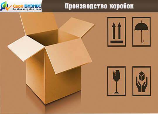 оборудование для производства картонной коробки йогурта