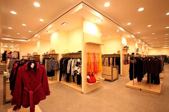 Модные бутики одежды в туле