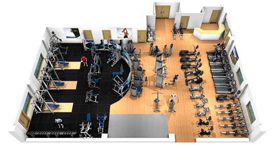 Бизнес-план Образец С Расчетами Фитнес Клуба - фото 5