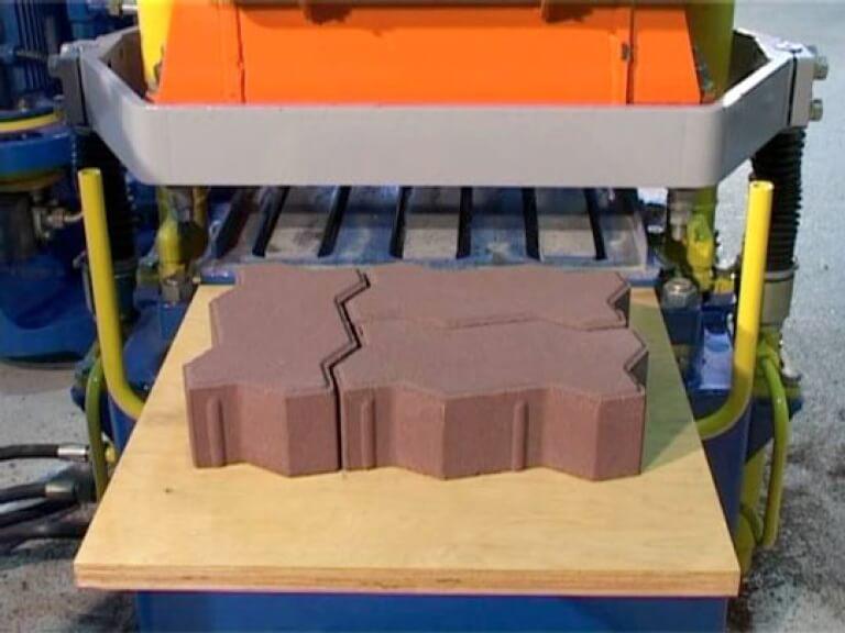 Установка для производства теплоблоков своими руками