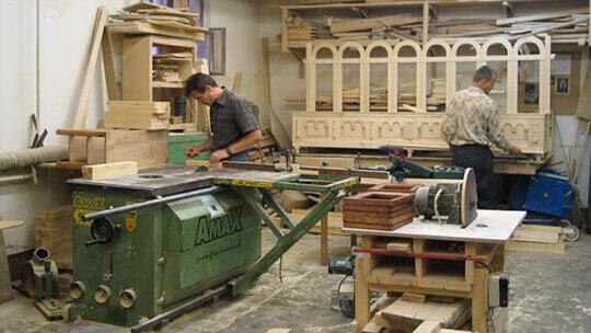 Изделия из дерева  как бизнес