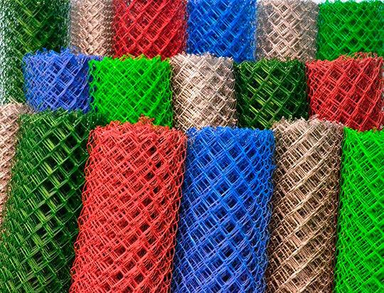 Что такое сетка для плетения