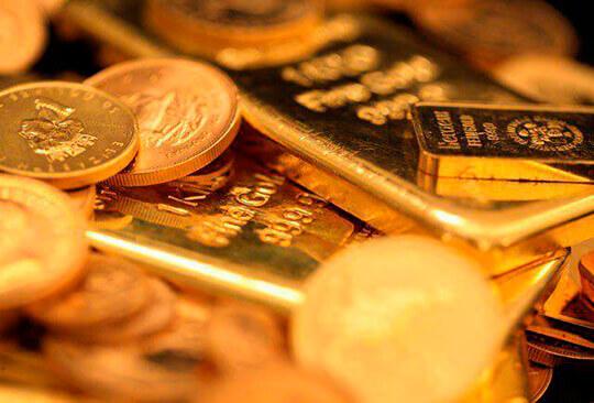 Вложение денег - приобретение золота