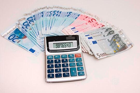 Расчет финансовых инвестиций