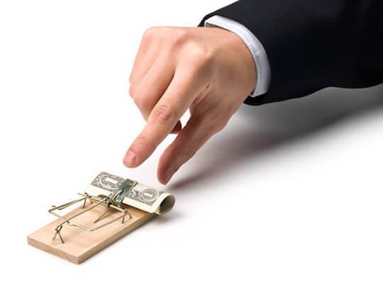 Риск инвестиционных вложений