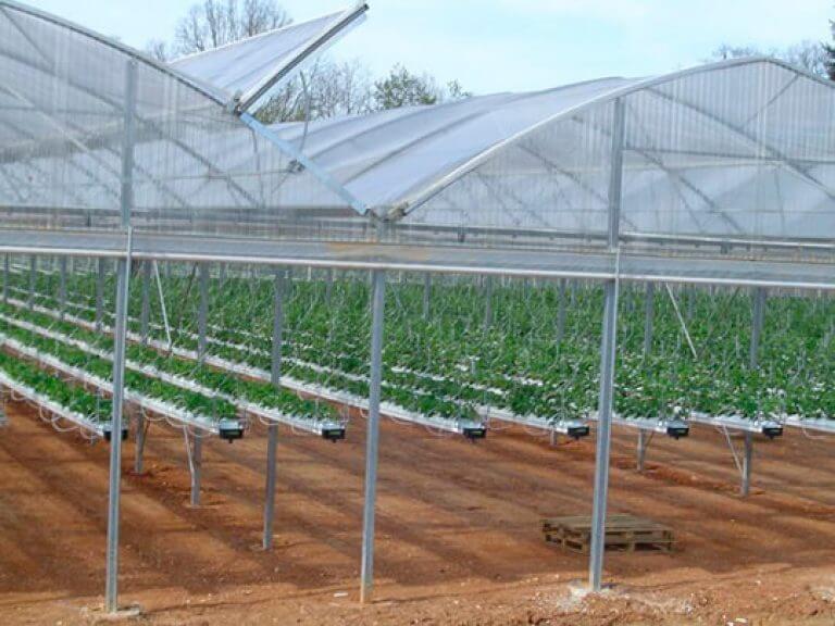 Маты для выращивания клубники 26