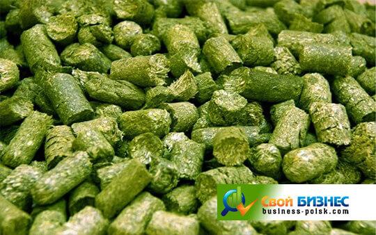 витаминно травяная мука гранулированная