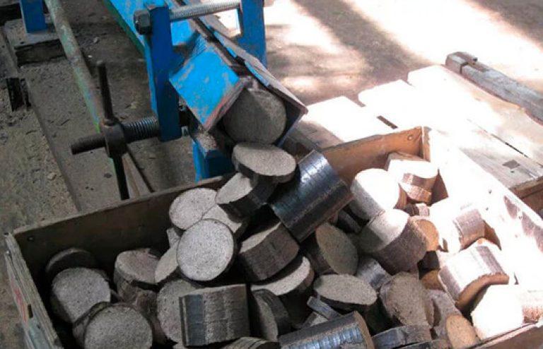 Производства брикетов в домашних условиях 599