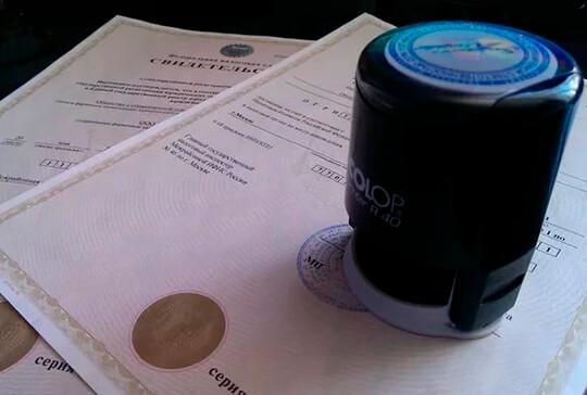 Пакет документов для ИП