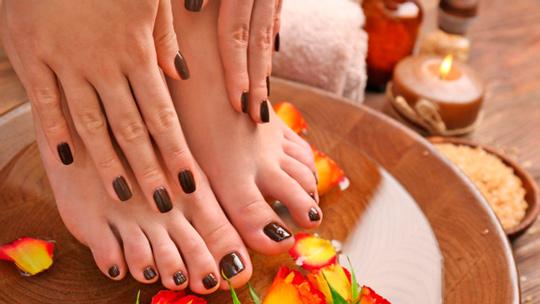 Спа-процедуры для рук и ног