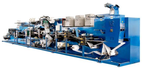 Оборудование для производства подгузников