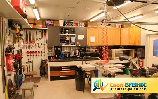 Столярная мастерская своими руками из гаража 399