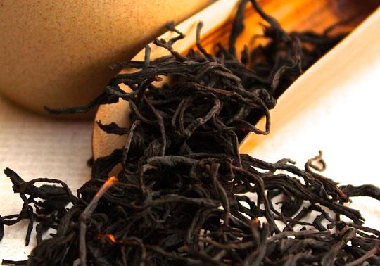 Чайный лист для пакетированного чая