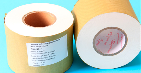 Фильтровальная бумага для чайных пакетиков