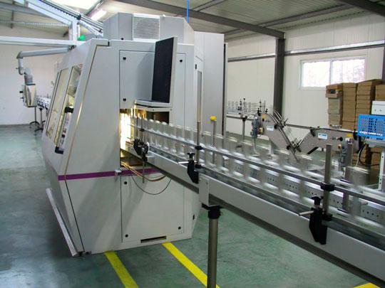 Оборудование для производства алюминиевых банок