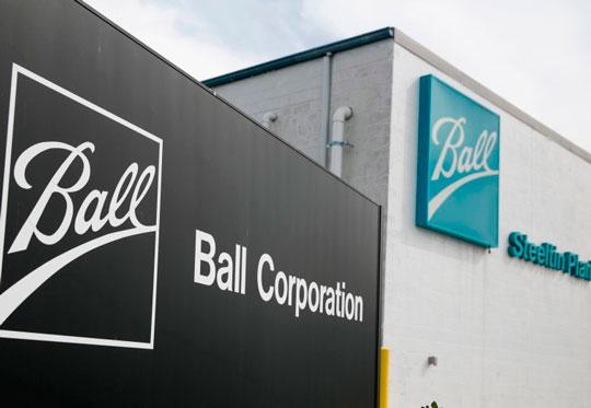 Корпорация Ball Corporation - производство алюминиевых банок