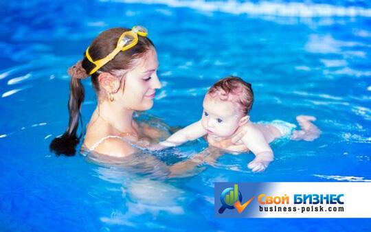 Плавательный бассейн для детей как выбрать