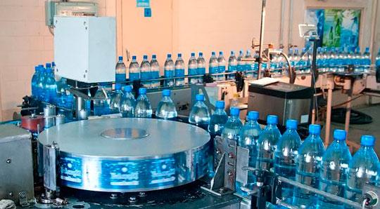 Автоматические линии розлива воды, пива, кваса, морса